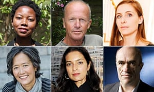 This year's Booker prize shortlist