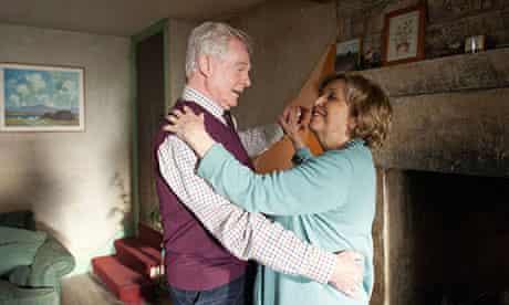 Derek Jacobi in Last Tango in Halifax