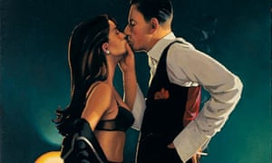 Pincer Movement by Jack Vettriano