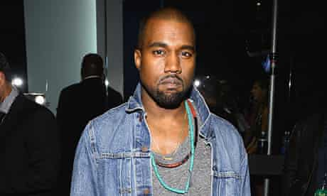 Kanye West attends the 2013 MTV Video Music awards in New York