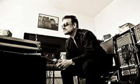 Julian Lennon's photograph of Bono
