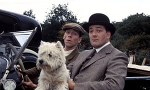 Hugh Laurie and Stephen Fry in the TV adaptation of PG Wodehouse's Jeeves and Wooster
