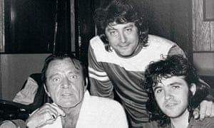 Richard Burton, Jeff Wayne and David Essex
