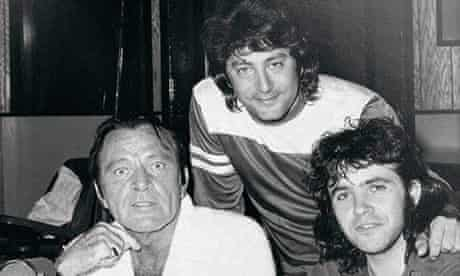 Richard Burton, Jeff Wayne and David Essex