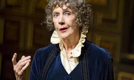 Eileen Atkins as Ellen Terry
