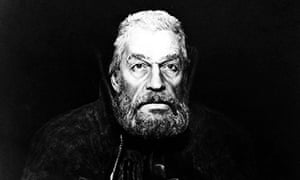 The king of kings … Paul Scofield as Lear in Peter Brooks' 1962 production for the RSC