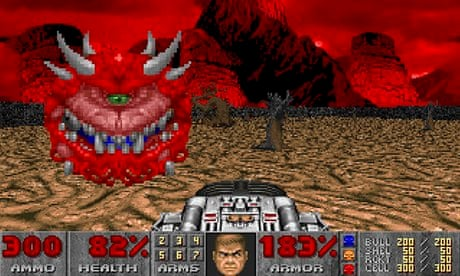 How we made the video game Doom | Art and design | The Guardian