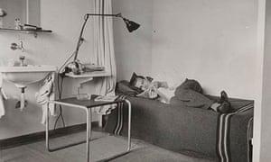 A Bauhaus room