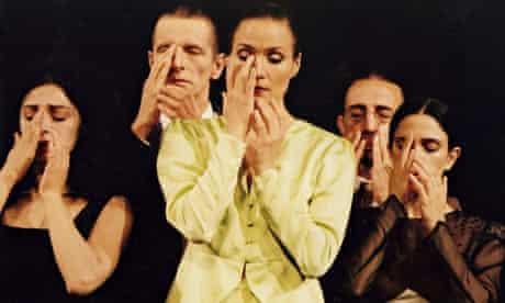 1980 Tanztheater Wuppertal