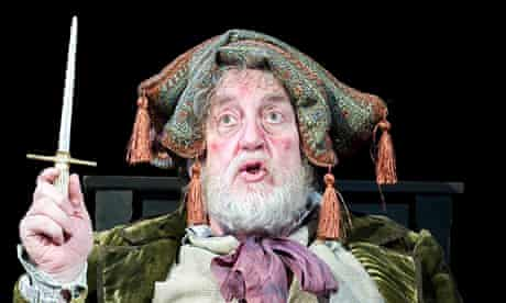 Desmond Barrit as Falstaff