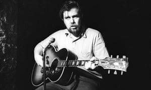 Dave Van Ronk at the Gaslight in 1964