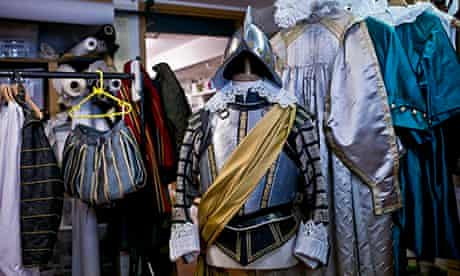 Costumes for the new Duchess of Malfi