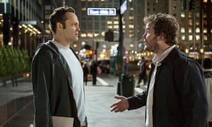 Vince Vaughn and Chris Pratt in Delivery Man