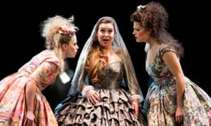 Mixed bag … La Cenerentola – a co-production by Scottish Opera and Opéra National du Rhin.