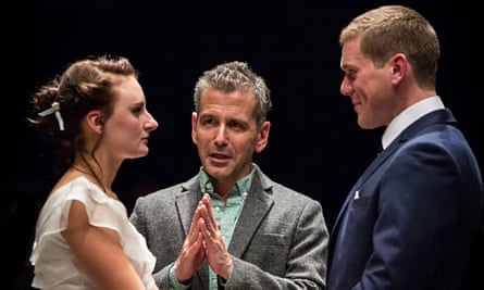 Laura Elsworthy, David Cromer and David Walmsley in Our Town