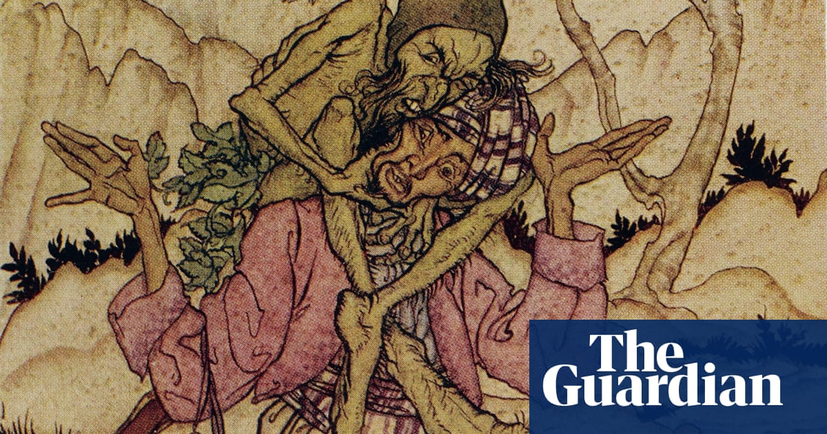 The Top 10 Fairytales Books The Guardian