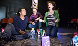 Early Days (of a Better Nation) at Ovalhouse theatre, London