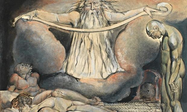 Philip Pullman William Blake And Me Books The Guardian