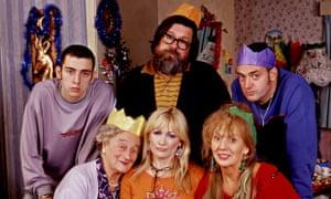 Ricky Tomlinson, CraigCash, Sue Johnston, Caroline Aherne, Liz Smith and Ralf Little