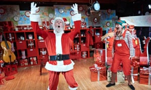 Hurry Up Father Christmas