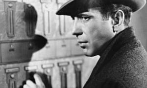 Humphrey Bogart in The Maltese Falcon