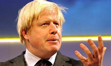 Johnson calls for EU referendum