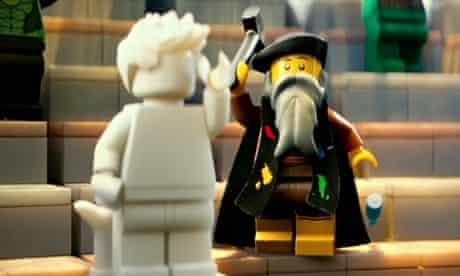 Lego Michelangelo
