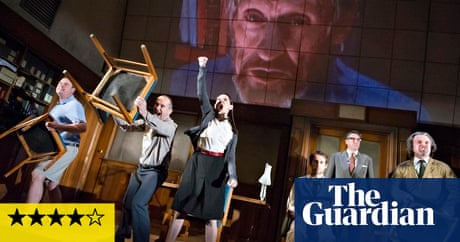 1984 Review Stage The Guardian