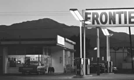 On the road … Pikes Peak, Colorado Springs, Colorado, 1969