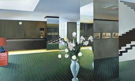 Richard Hamilton's Lobby (1985-87)