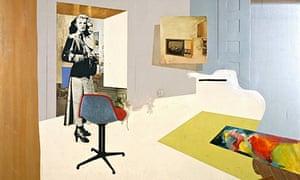 Richard Hamilton's Interior II (1964)