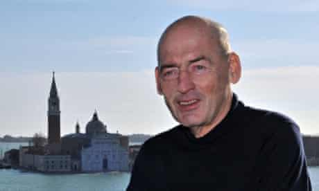 Rem Koolhaas, the curator of the Venice Architecture Biennale 2014