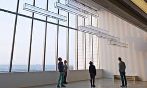 Fresh air … Edmund de Waal's Atmosphere (2014).