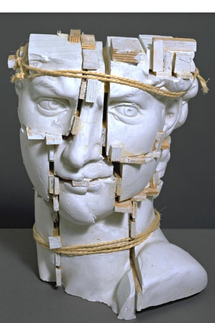 Eduardo Paolozzi's Michelangelo's 'David'