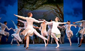 Treading the Bard's … The Winter's Tale by Christopher Wheeldon and the Royal Ballet.