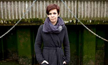 Natalia Kaliada, a co-founder of Belarus Free Theatre who was imprisoned by the regime.