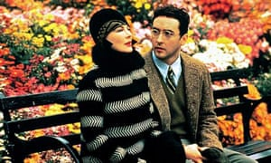 Dianne Wiest and John Cusack in Bullets Over Broadway