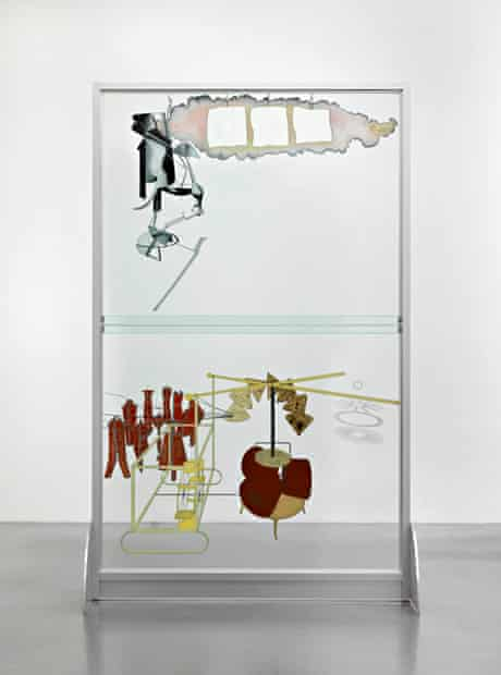 Marcel Duchamp's The Large Glass