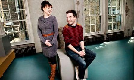 James Graham and Josie Rourke