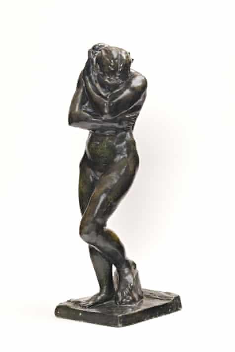 Auguste Rodin's Eve, 1881