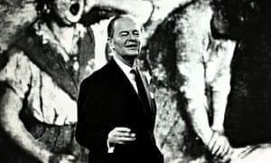 Kenneth Clark in 1966