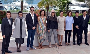 The 2014 Cannes jury