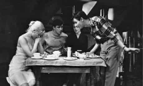Look Back in Anger at Royal Court theatre in 1956