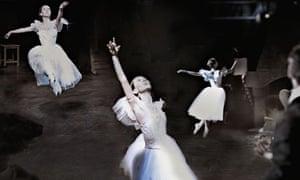 La Sylphide by Ingrid Bugge