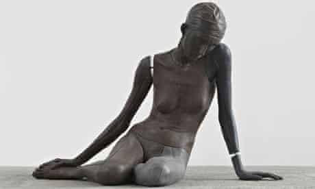 nude (xxxxxxxxxxx), 2011, by Ugo Rondinone