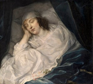 Antony van Dyck's Venetia, Lady Digby, on her Deathbed