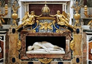 Stefano Maderno's St Cecilia