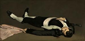 Édouard Manet's The Dead Toreador