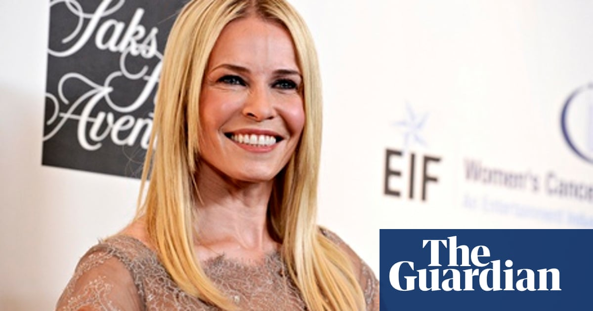 Chelsea Handler Comedy Is More Of A Sport For Men Comedy The Guardian