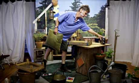 Peter Macqueen sets up the stage for Old Herbaceous